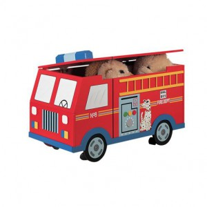 fire engine toybox