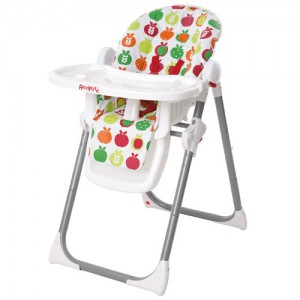 highchair red kite deli