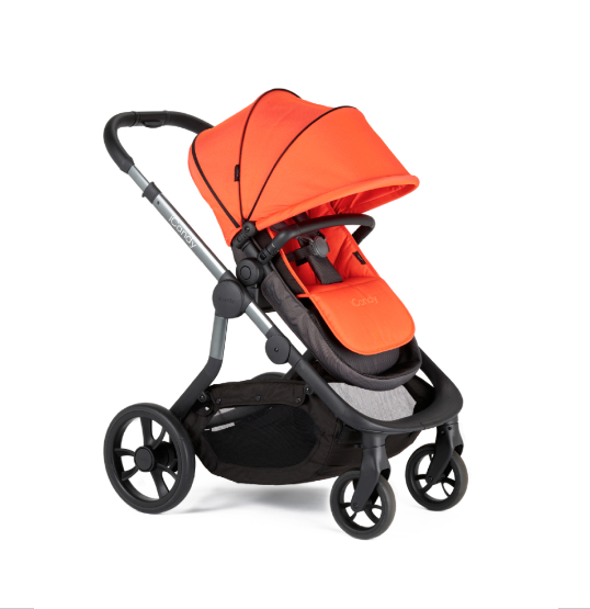 icandy orange single pushchair
